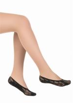 Barok voetjes ZWART