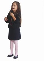 Samantha 220 DEN panty KIDS ROSE